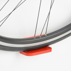 Cycloc Super Hero Soporte para bicicleta, red/orange